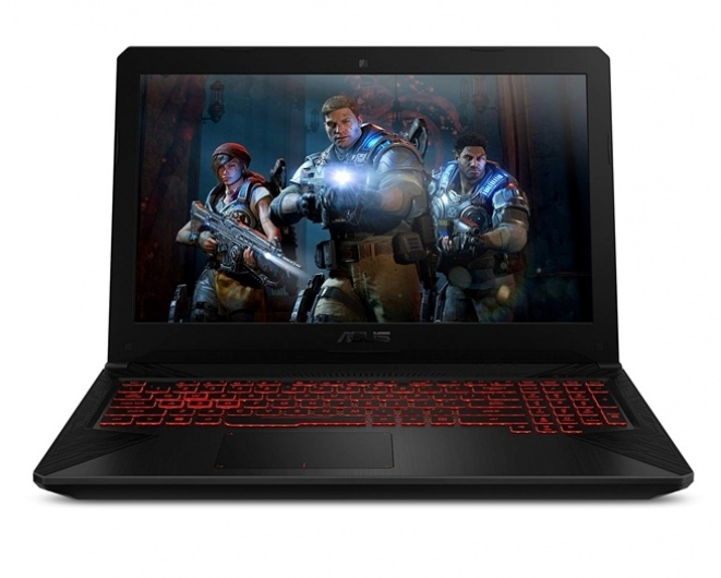 Test: ASUS TUF Gaming FX504G (Video)