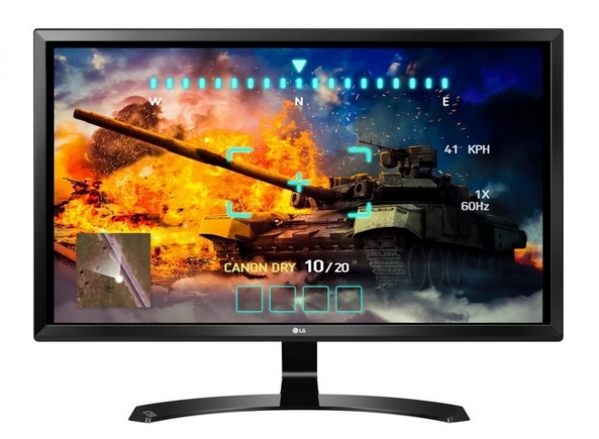 Test: LG 27UD58 4K FreeSync (Video)