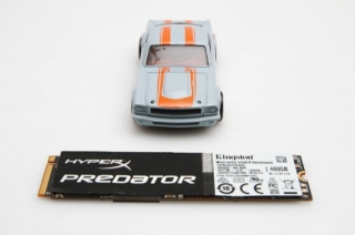 Test: Kingston HyperX Predator SSD PCIe