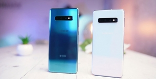 Android vest Test - Samsung Galaxy S10 i S10+ (Video)