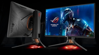 Test: Asus ROG PG258Q (Video)