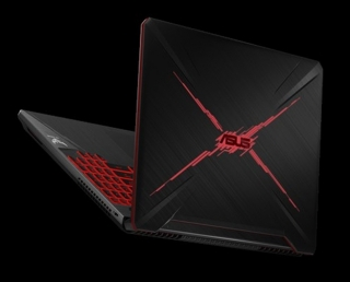 Test: ASUS TUF Gaming FX505 (Video)