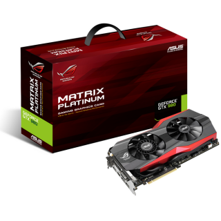 Test: Asus GeForce GTX 980 Matrix Platinum
