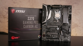 Test: MSI Z370 GAMING PRO CARBON AC