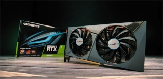Test: Gigabyte RTX 3060 Ti Eagle OC 8G (Video)