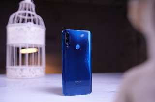Test: Honor 9X (Video)