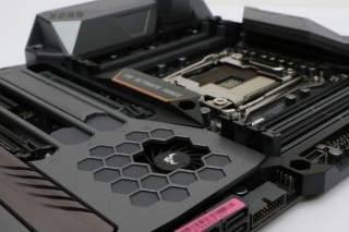 Test: Asus TUF X299 Mark 1