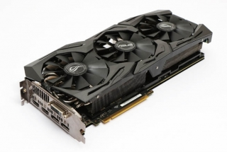 Test: Asus GeForce GTX 1080 Ti Strix OC
