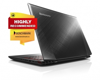 Test: Lenovo IdeaPad Y50-70