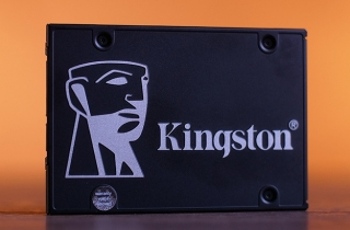 Test: Kingston KC600 1 TB (Video)