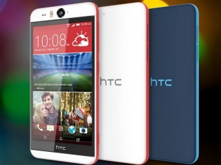 Test: HTC Desire Eye
