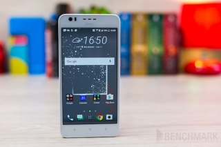 Android vest Test - HTC Desire 825 (Video)