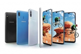 Test: Samsung Galaxy A50 (Video)