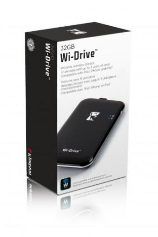 Kingston Wi-Drive 16GB, bežičan storage za Apple uređaje