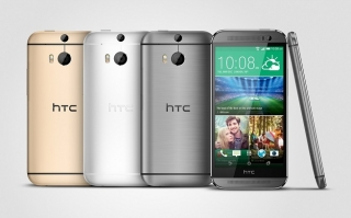 Test: HTC One M8