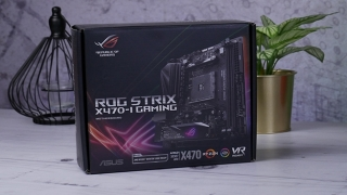 Test: ROG STRIX X470-I GAMING