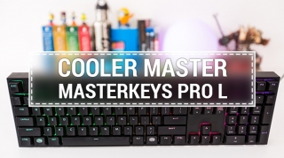 Test: Cooler Master MasterKeys Pro L (VIDEO)