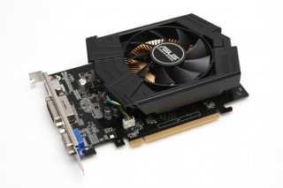 Test: Asus GeForce GTX 750 OC