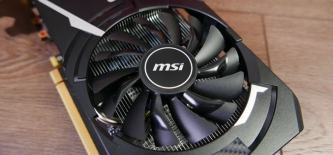 Test: MSI GeForce GTX 1060 AERO ITX 6G