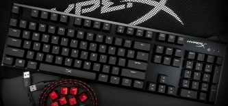 Test: HyperX Alloy FPS