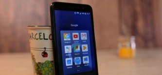 Test: Alcatel1 Android GO telefon (Video)