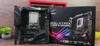 Test: ASUS ROG Strix X399-E Gaming