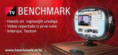 Benchmark TV - video sadržaji na Benchmark sajtu