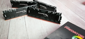 Test: HyperX Predator RGB 2933 MHz (Video)