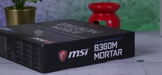 Test: MSI B360M Mortar