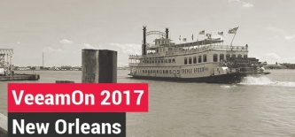 VeeamOn 2017, New Orleans (video)