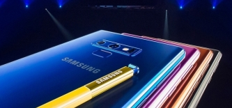 Test: Samsung Galaxy Note 9 (Video)