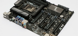 Test: Asus Z270-WS
