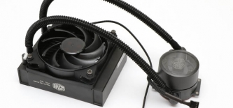 Test: Cooler Master MasterLiquid Pro 120