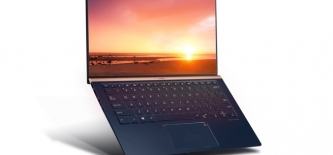 Test: ASUS ZenBook 14 UX433 (Video)