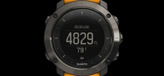Test: Suunto Traverse Amber
