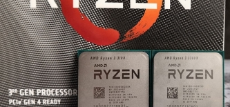 Test: AMD Ryzen 3 3100 & Ryzen 3 3300X (Video)