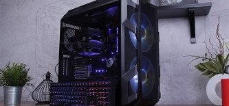 Test: Cooler Master MasterCase H500M (Video)