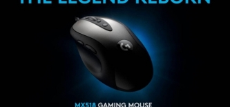 Test: Logitech G MX518