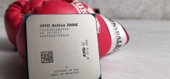 Test: AMD Athlon 3000G (Video)