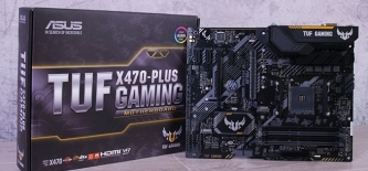 Test: ASUS TUF X470-Plus Gaming