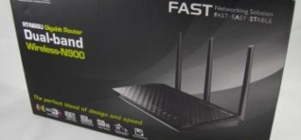 Test: ASUS RT-N66U Double 450Mbps N Router