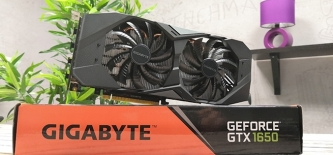 Test: Gigabyte GTX1650 Gaming OC 4G