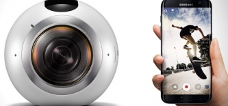 Test: Samsung Gear 360 Camera (video)
