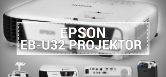 Test: Epson 3LCD Full HD Projektor EB-U32