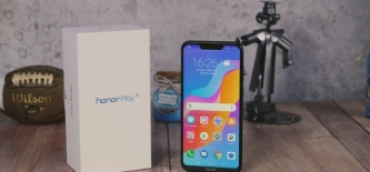 Test: Honor Play (Video)
