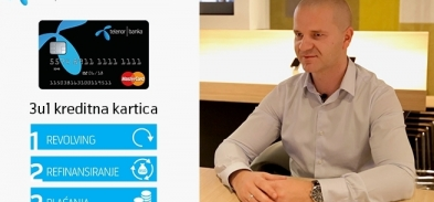 Telenor banka i 3-u-1 kartica: Marko Carević, Telenor (video)
