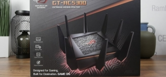 Test: ROG Rapture GT-AC5300