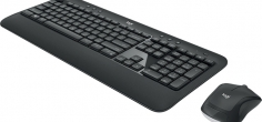 Test: Logitech MK540 Advanced