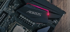 Test: Aorus Z490 Elite AC + Intel Core i5 10400 (Video)