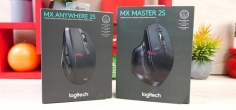 Test: Logitech MX Master 2S i MX Anywhere 2S